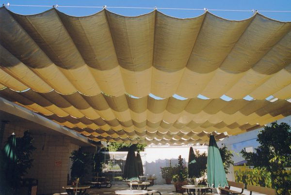 Slide on Wire Canopies