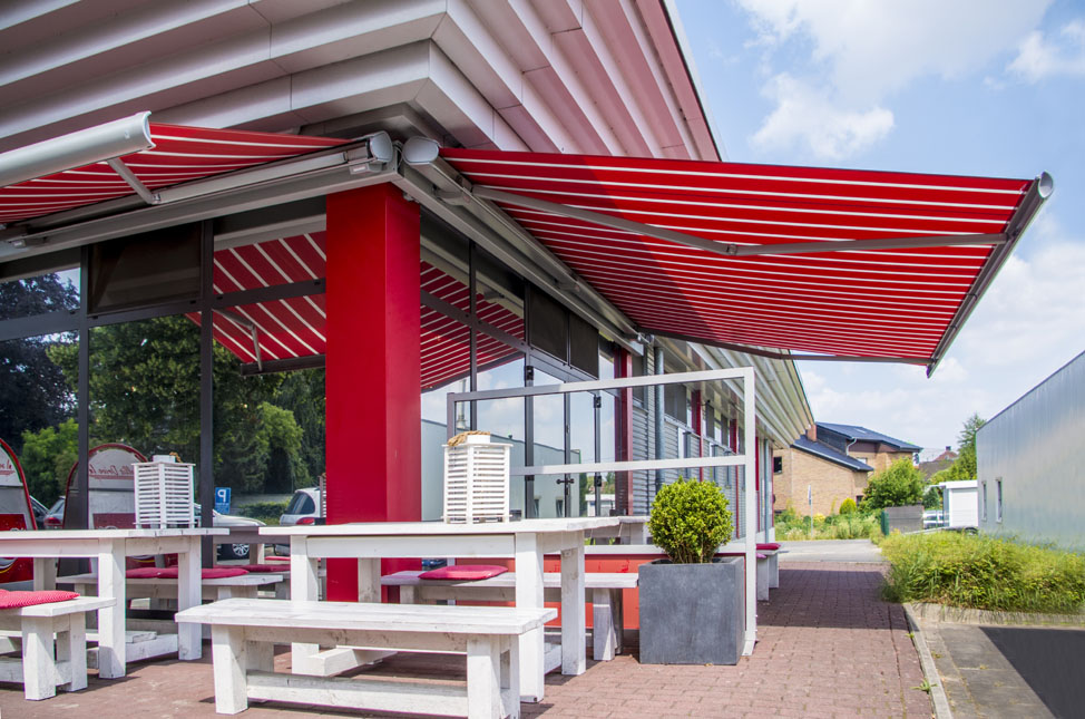 The Evolution of Commercial Canopies & Awnings